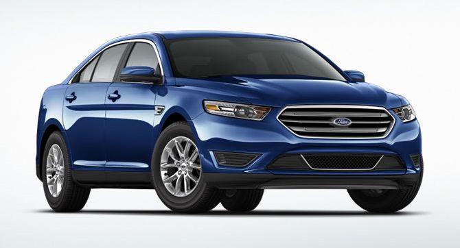 2014 Ford Taurus 2014 Ford Taurus Blue Edition – TopIsMagazine