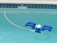 Strider-SS Automatic Pool Skimmer and Cleaner  *** click the picture to learn more...