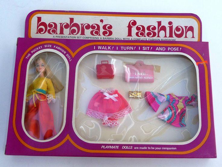 Barbara fashion set Dinah