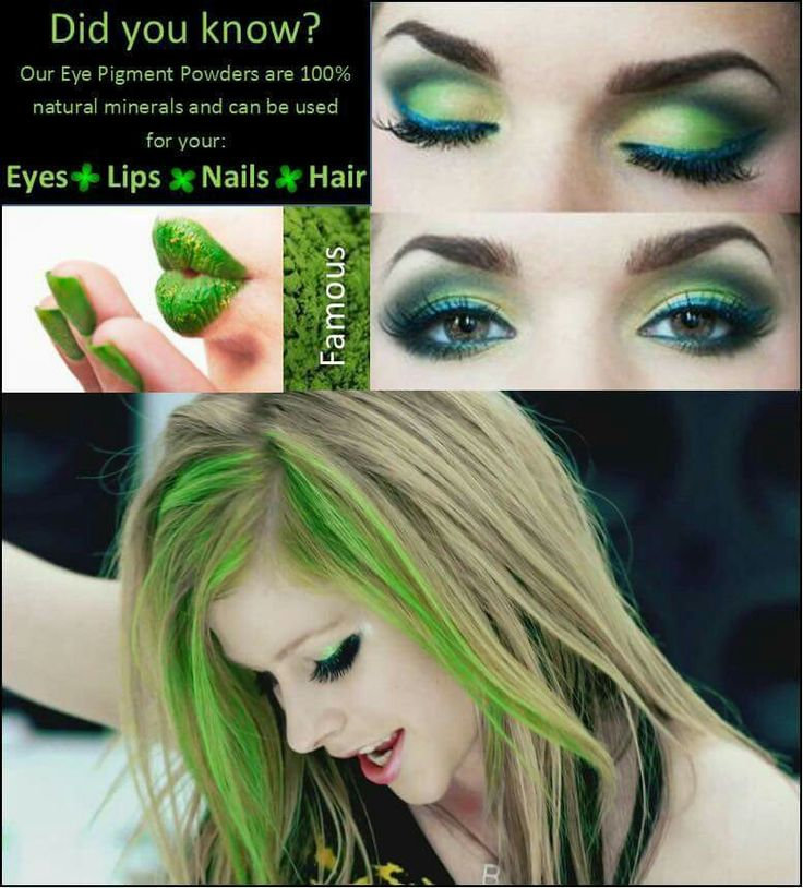 Younique Eye Pigments, not just for your eyes!  www.sassylashesbykelly.com