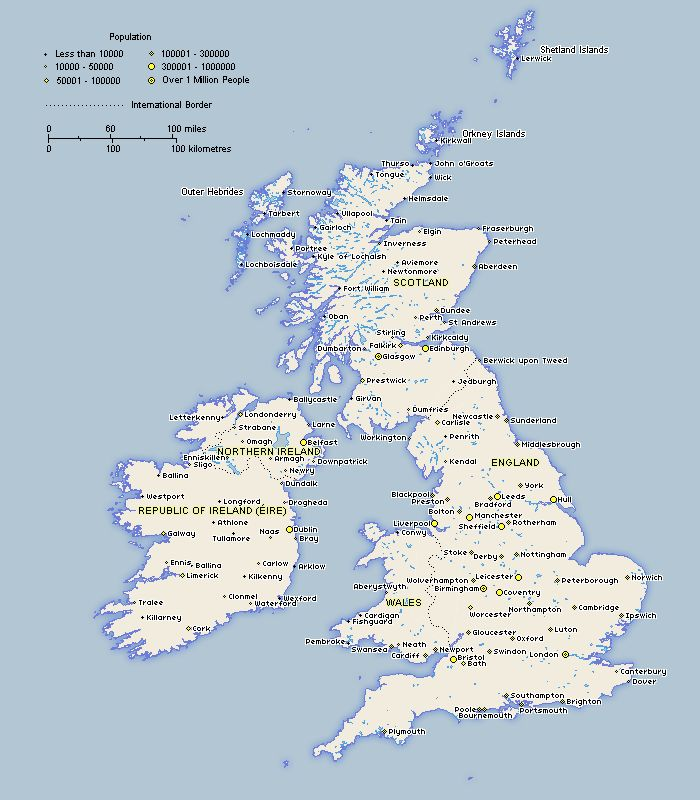 Best Scotland Map Ideas On Pinterest Trips To Scotland - Map of england and ireland
