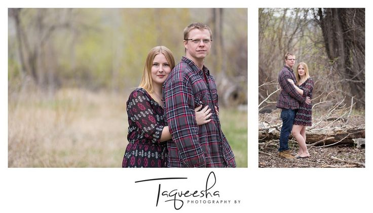 Kamloops wedding photographer, Photography by Taqueesha. Cooney Bay Engagement session. Outdoor engagement session.
