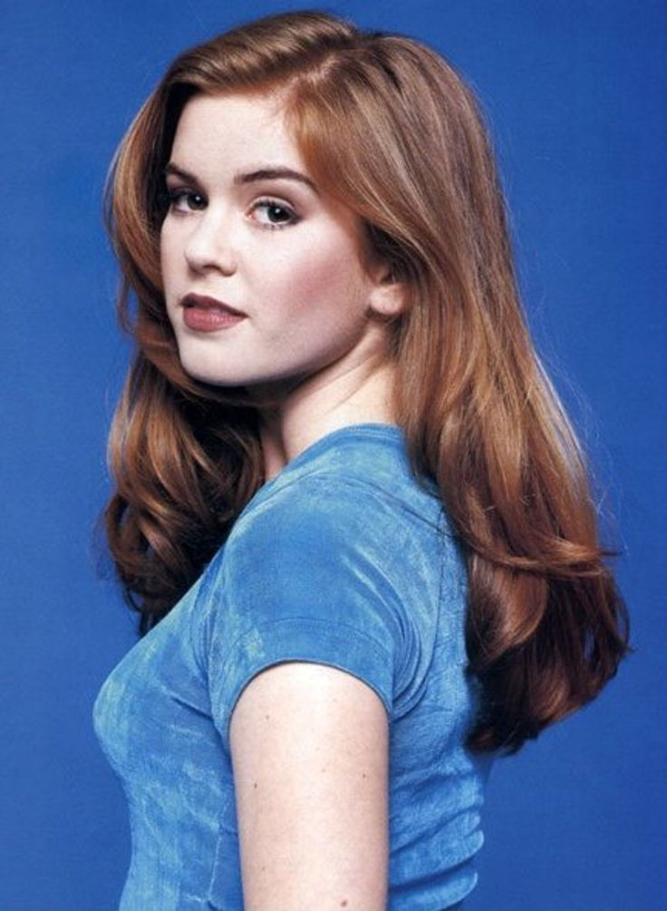 Ginger Girl - Rothaariger Mädchen / Rote Haare - Red Hair (Isla Fisher)