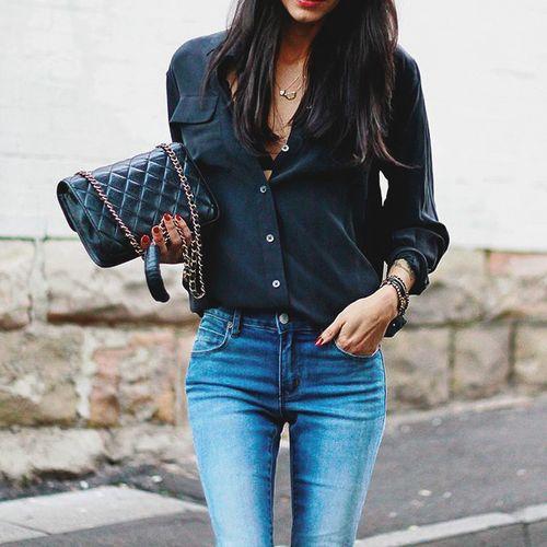 Outfits casuales pero fashionistas que puedes usar de diario.