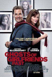 Ghosts of Girlfriends Past (2009) ~ Matthew McConaughey, Jennifer Garner, Emma Stone