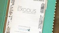 The EXODUS Bible Study Companion (Printable Journal)