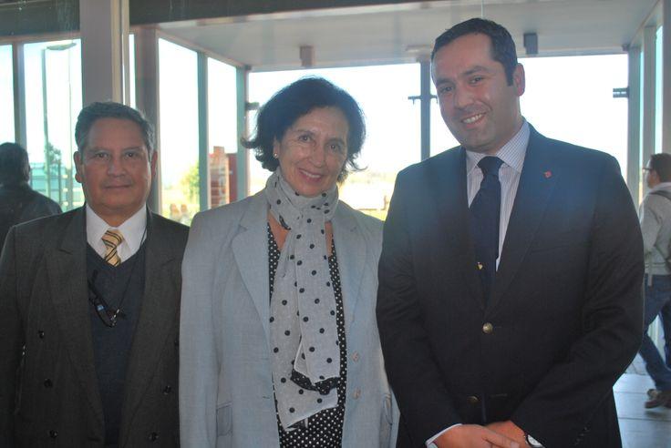 Edinson Albornoz, Gabriela Matus, Gonzalo Olivari.