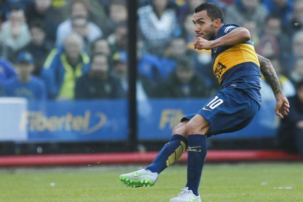 Las cinco postales del regreso de Carlos Tevez a Boca - Boca Juniors - canchallena.com