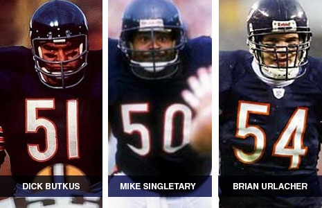 The Best Linebackers in Football