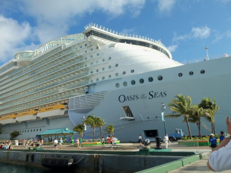 Por dentro do incrível Oasis of the Seas, o maior navio cruzeiro do mundo