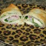 Crescent Roll Sandwiches