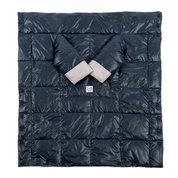 Easy Cover quilted car seat cover in midnight blue | designed in collaboration with The Car Seat Lady