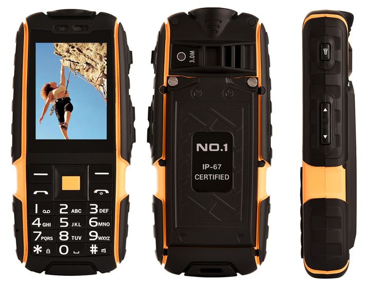 Original NO.1 a9 IP67 Waterproof shockproof Dual SIM Card mobile cell phone 4800mAh battery FM flashlight can Russian keyboard #clothing,#shoes,#jewelry,#women,#men,#hats,#watches,#belts,#fashion,#style