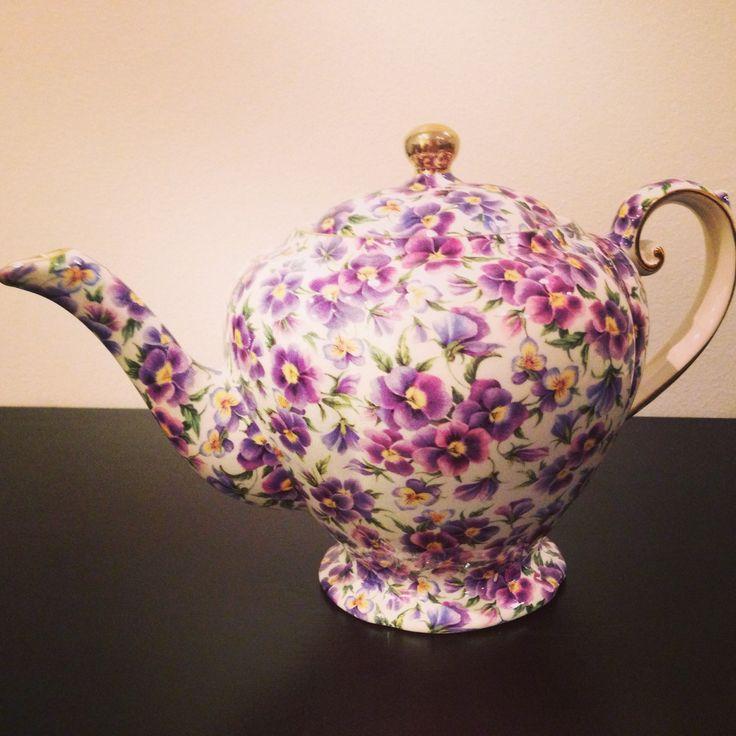 Beautiful Chintz teapot