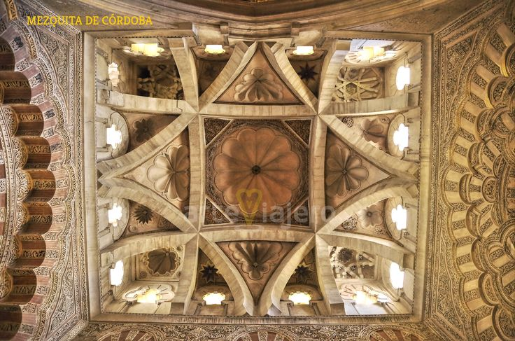 Mezquita de #Córdoba Lucernario