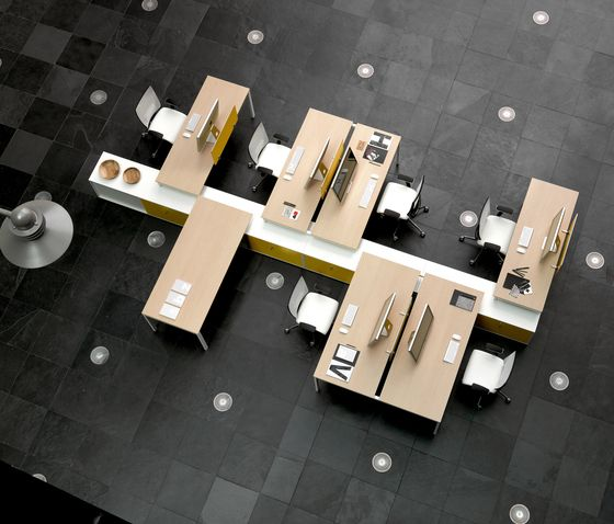 Gap Workstation Desks By Della Valentina
