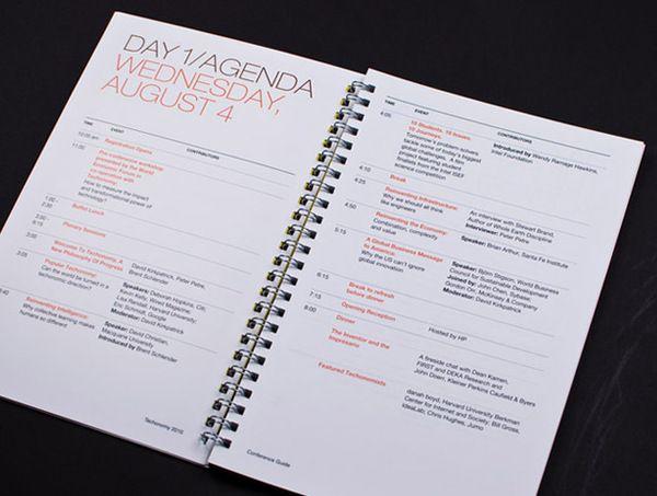 17 Best ideas about Conference Badges – Event Agendas