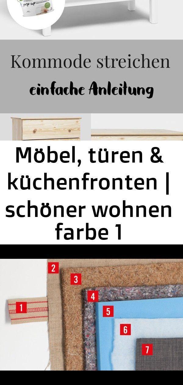 Mobel Turen Kuchenfronten Schoner Wohnen Farbe 1 Farbe Kuchenfronten Mobel Schoner Turen Wohnen Diyabschnitt Diy Abschnitt In 2020