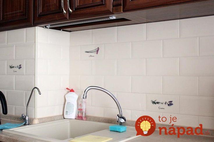 Upratovanie kuchyne mnohí z nás vnímajú ako prácu za trest. Kde v byte sa nachádza viac mastnoty, pripáleného riadu a ďalších spotrebičov, ktoré dostávajú každý deň poriadne zabrať. Zhromaždili sme pre vás 10 geniálnych tipov, trikov a rád, ako udržať v kuchyni žiarivú čistotu bez námahy a drhnutia.