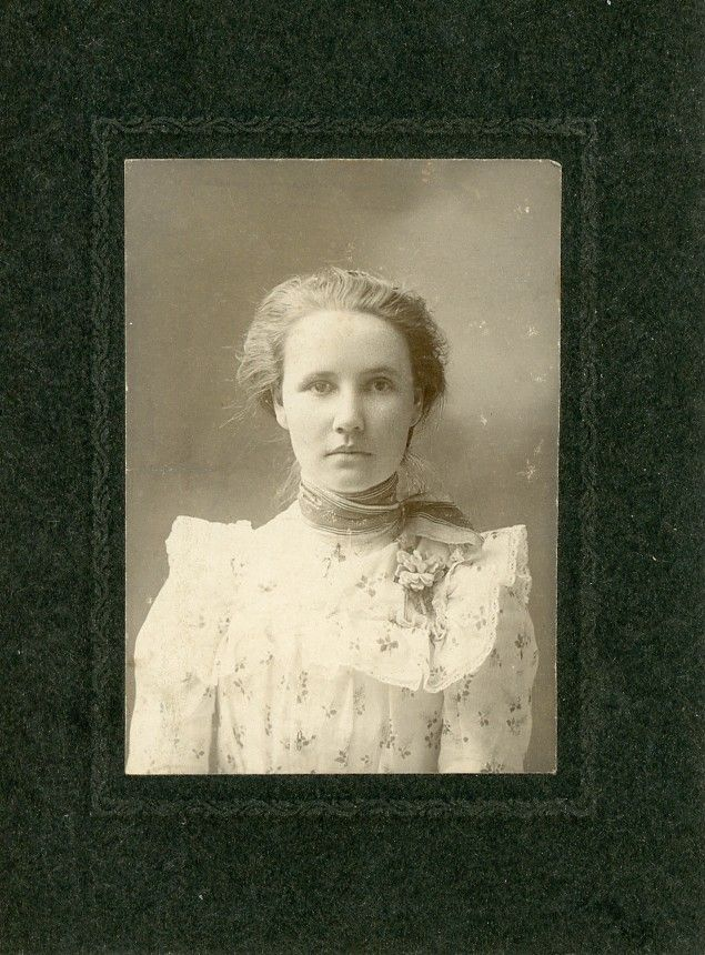 The Old Trunk in the Attic: Friday's Faces from the Past - Bruckert Photos