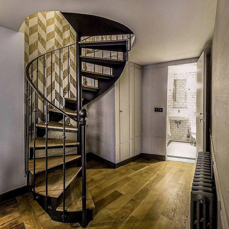 3977 best images about escalier d coration r tro maison for Deco appartement 1900