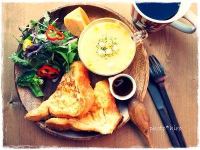 豆乳フレンチトーストで朝ごはん - 【E・レシピ】料理のプロが作る簡単レシピ