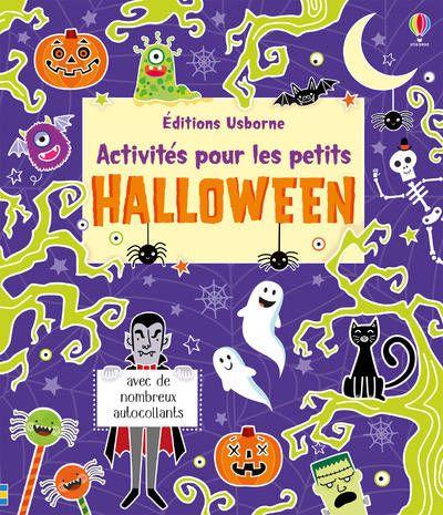 Usborne : Halloween et autres thèmes enthousiasmants pour des heures ludiques!