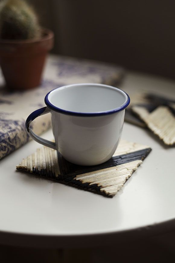 DIY Projects – DIY Matchstick Coasters