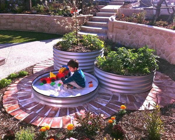 Creative Garden Ideas For Kids 195 best kid's play yard images on pinterest | playground ideas