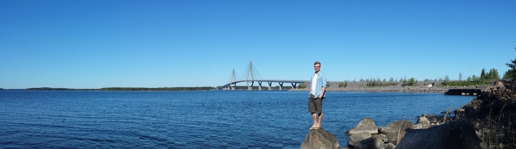A trip to amazingly sunny Vaasa to get to know the city and the local vibe.