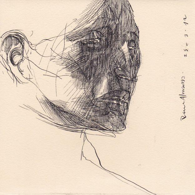 Series of portraits.