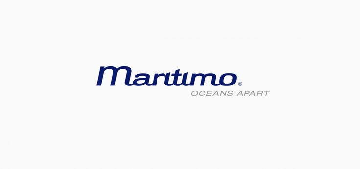 Maritimo logo by Onfire Design