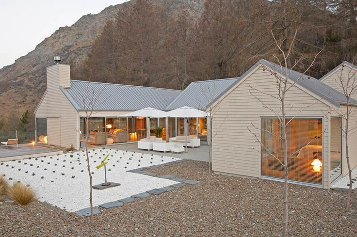 The Queenstown House Four Walls Architecture Ltd New