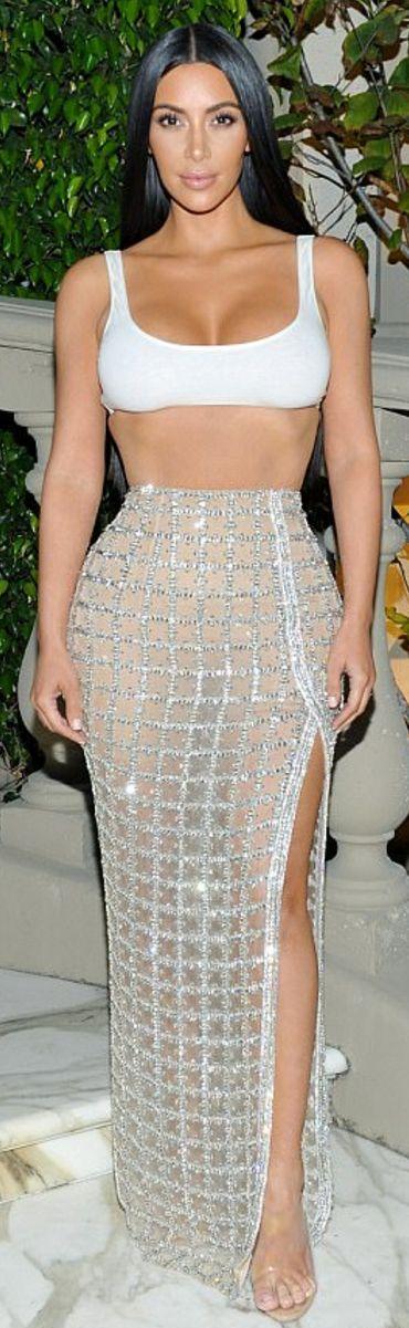 Kim Kardashian Style 2018 - Pinterest 87