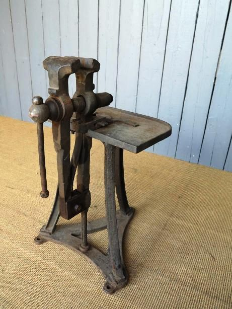 Cast Iron Post Vice Table I M Going To Have To Make