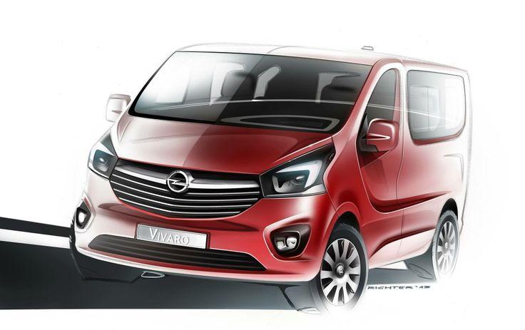 Llegará a principios del verano... ¡Damos la bienvenida al nuevo Opel Vivaro!