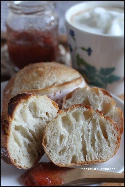 『クッペ』イーストで♪ んー・・・ひやかです・・・(´_`。)身体も頭も、寒すぎて動かんので・・・早速、今日のパン。(●´ω`●)材料メモ・タイプER150g…