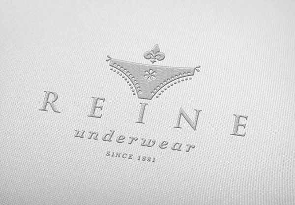 Reine Lingerie on Behance