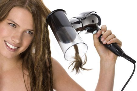Spin Curl Hairdryer from Remington