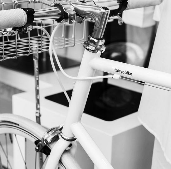 #tokyobike #bikes #theshelter #conceptstores #auckland