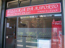 Ristorante Pizzeria d'asporto Passo dopo Passo Via Guido de Ruggiero, 8 20142 Milano