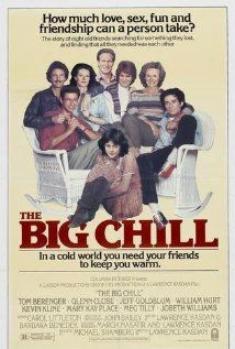 4 stars ==> #46 of 50: The Big Chill [1983 -- 105min]. DVR. Great dramedy with strong ensemble cast. So many famous actors all together. My mom used to have this soundtrack and it has some really great music.