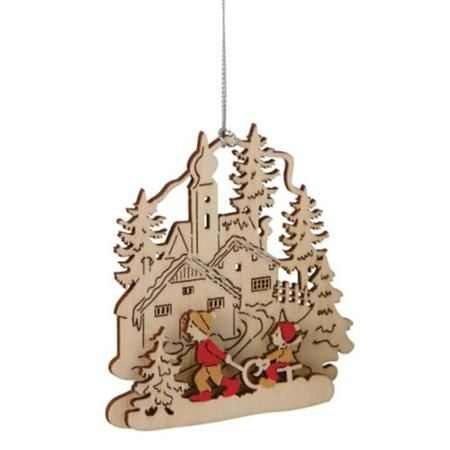 1000 images about swiss chalet christmas decoration on for Alpine decoration