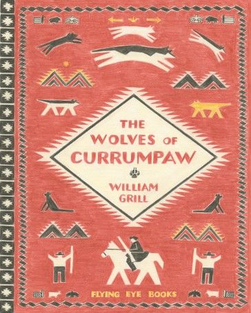 Flying Eye Books | The Wolves of Currumpaw