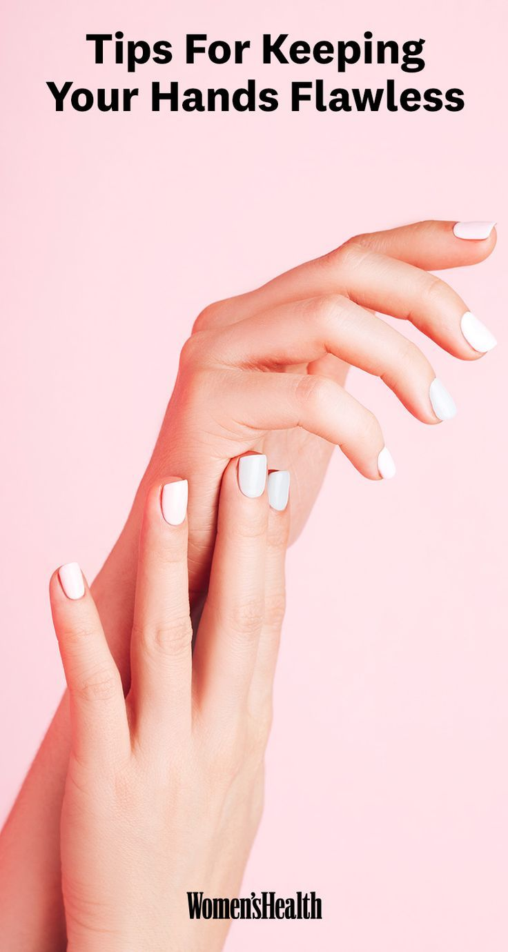 12 Tips for Beautiful Hands  Nail care, Nail care tips, Manicure