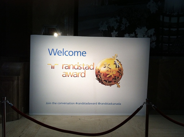 Welcome to the Randstad Award!