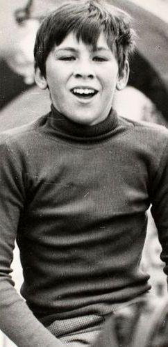 Young Carlo Ancelotti