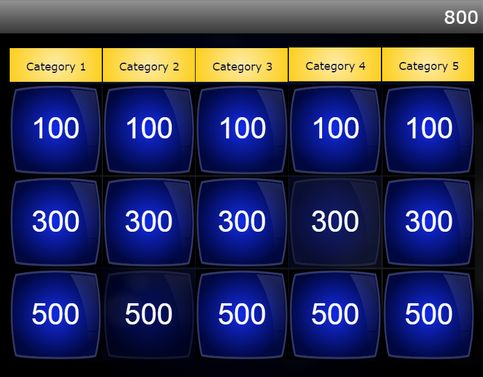 101 best cool ideas and fun things images on Pinterest English - sample jeopardy powerpoint