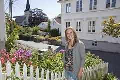 Beautiful garden in Grimstad, Southern Norway  Photo: Hanne Feyling, Visit Sørlandet