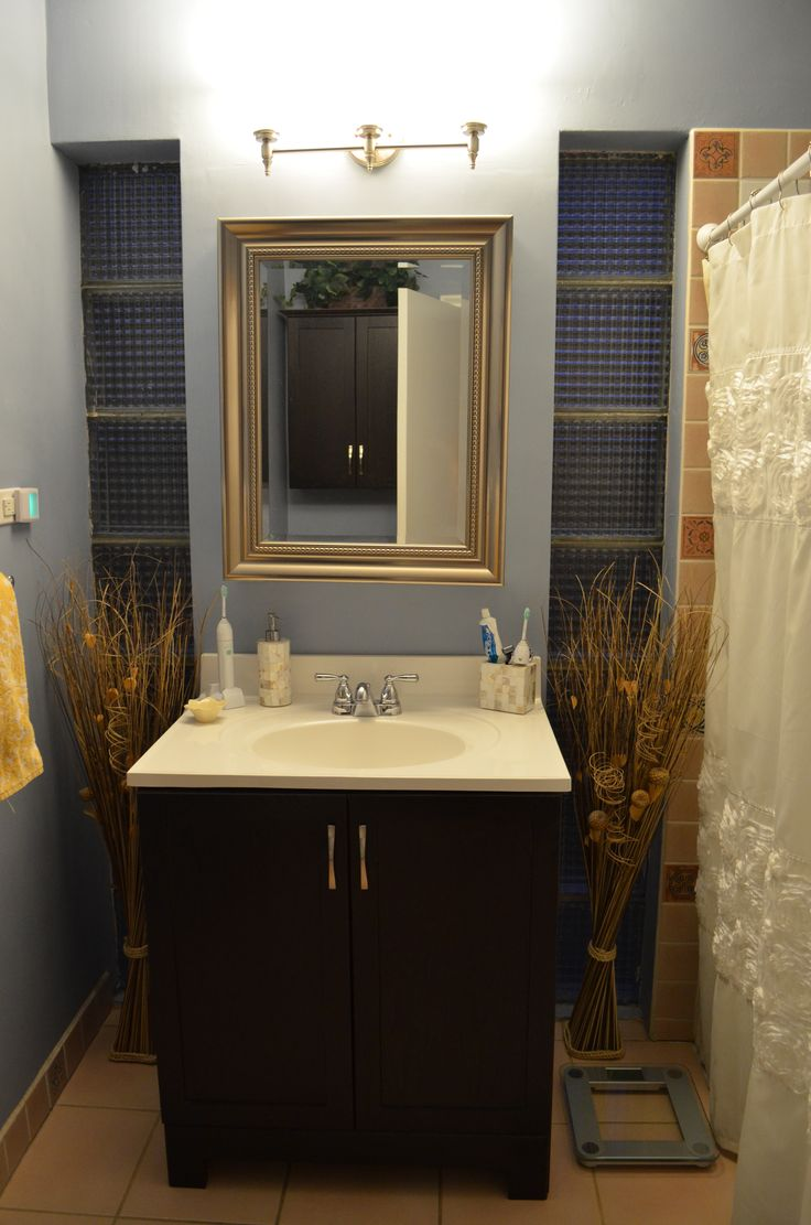 Best 25 Narrow Bathroom Vanities Ideas On Pinterest
